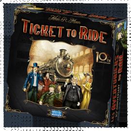 ¡ Aventureros al Tren ! Edición 10º Aniversario