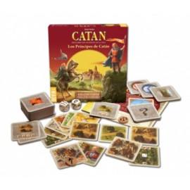 Principes de Catán: El juego de cartas