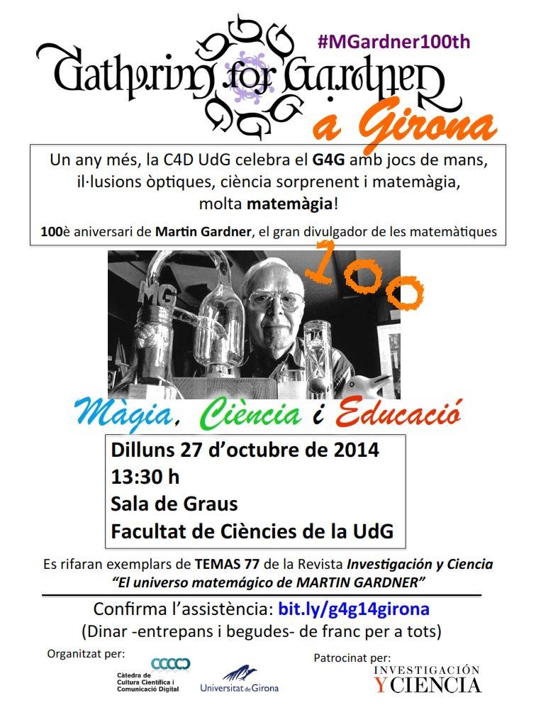 G4G Girona 2014 100 aniversari Gardner_001