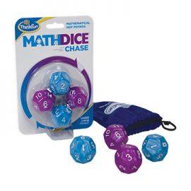Math Dice Chase