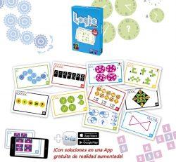 Logic Cards (blau)