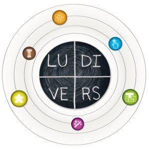 logo Ludivers colors